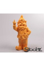Stoobz KABOUTER 2 F*CK YOU GEEL 16X12X32 CM
