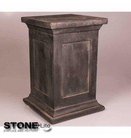 Stone-Lite SOKKEL 33X33X50 CM MAILORDER PACKING DONKER GRIJS