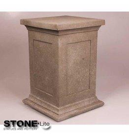 Stone-Lite SOKKEL 33X33X50 CM MAILORDER PACKING GRIJS