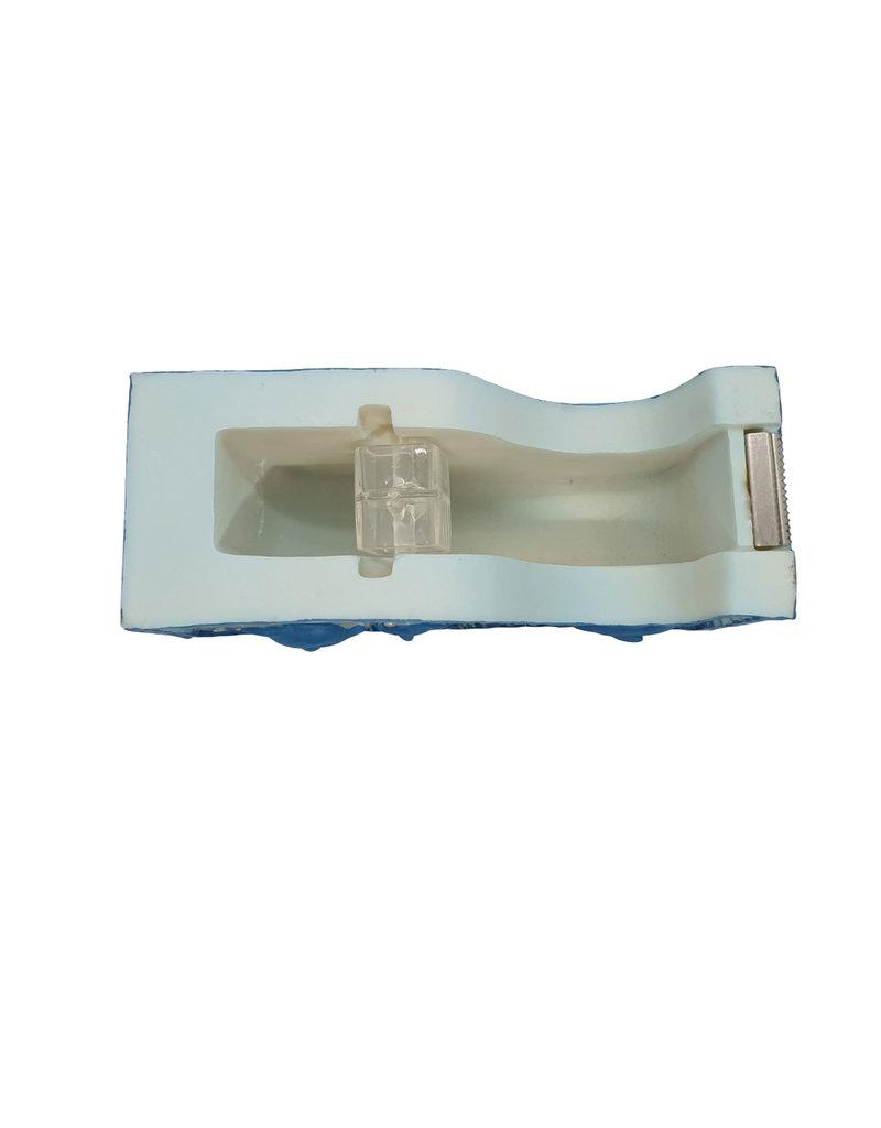 H.Originals Dolfijn tape houder 15 X 5.5 CM 1 assortiment