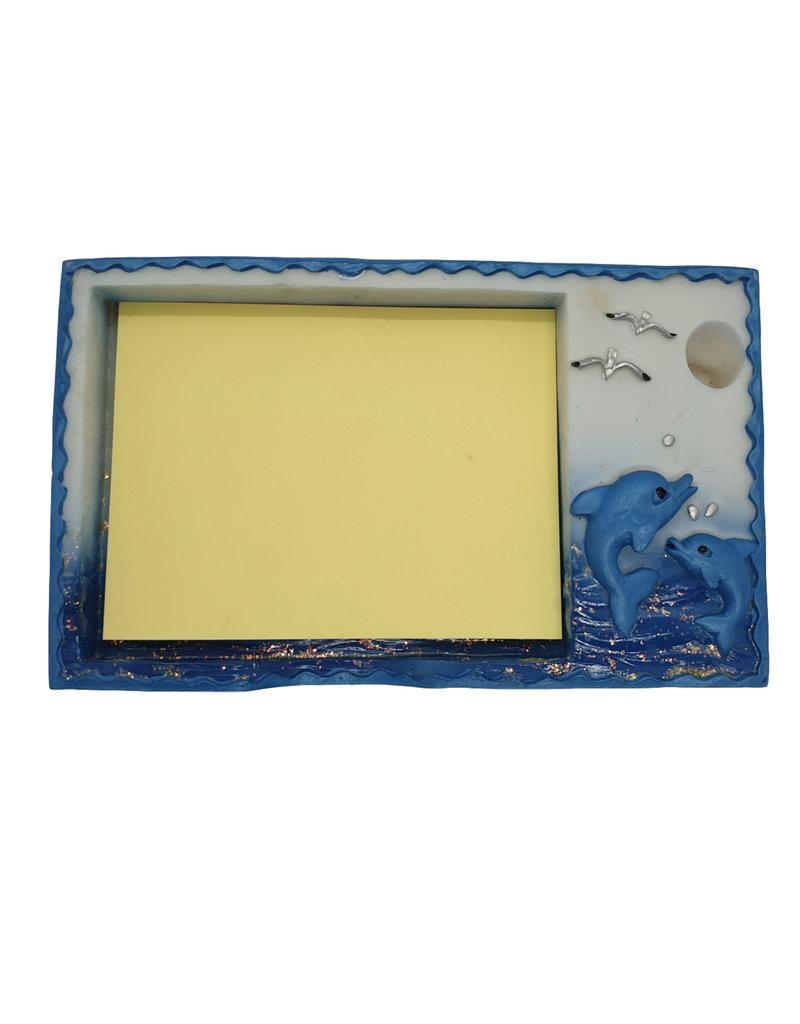 H.Originals Dolfijn papierhouder 15 X 9 CM 1 assortiment