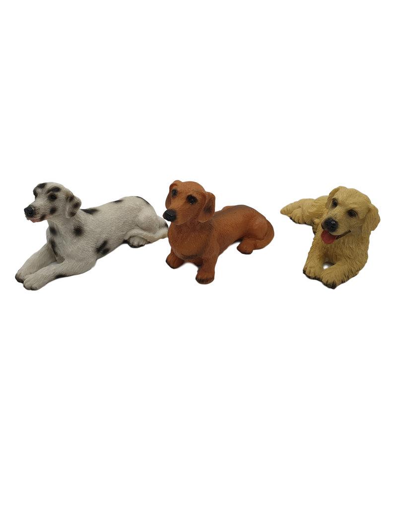 H.Originals Hond 9 X 5 CM 3 assortiment