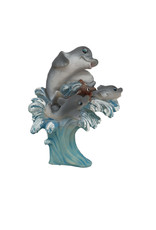 H.Originals Dolfijn magneet 10 X 6 CM 4 assortiment