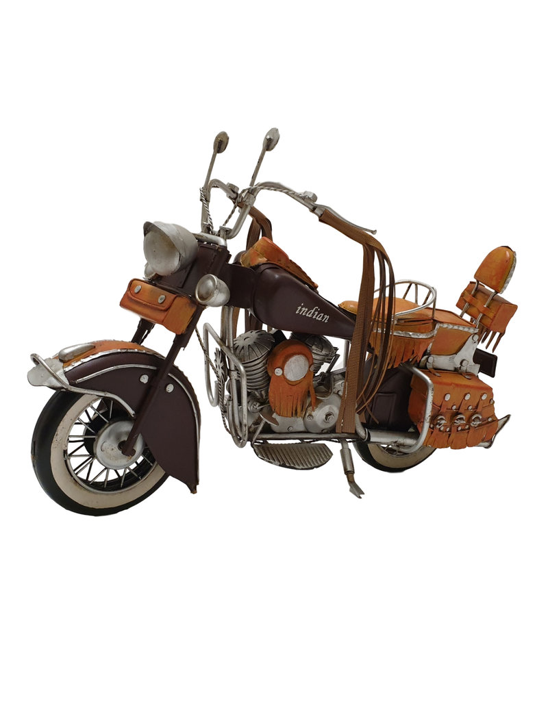 W.F. Peters Motor Indian