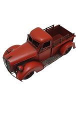 W.F. Peters Rode Truck 32 x 14,5 x 14,5 cm