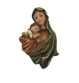 H.Originals Maria en jezus hang klein 13,5 X 8 CM 1 assortiment