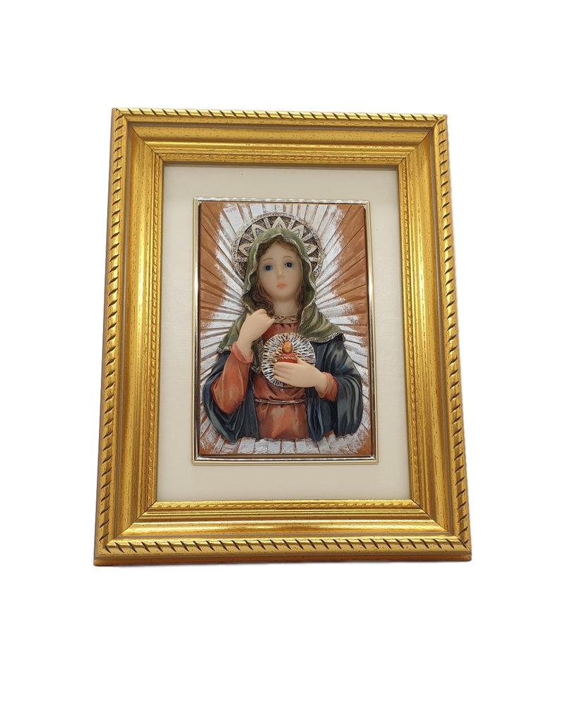 H.Originals Jozef en maria schilderij 22 X 17 CM 1 assortiment