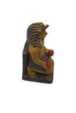 H.Originals Egypte Farao Knielend 9 X 4  CM 1 assortiment