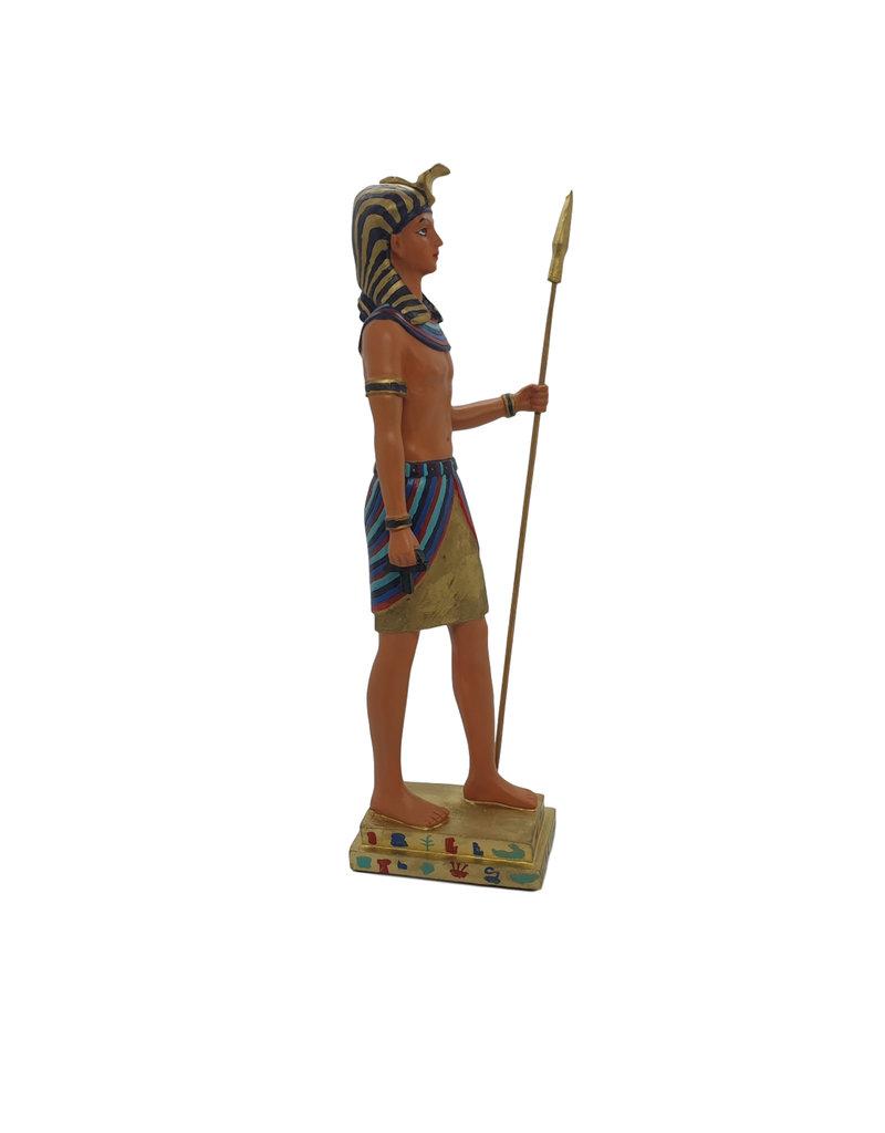 H.Originals Egypte Farao met Speer 32 X 9  CM 1 assortiment