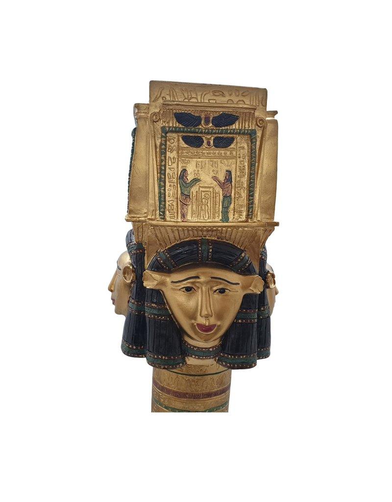 H.Originals Egypte Zuil Hiërogliefen 35 X 9 CM 1 assortiment