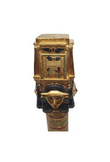 H.Originals Egypte Zuil Hiërogliefen 24 X 6 CM 1 assortiment