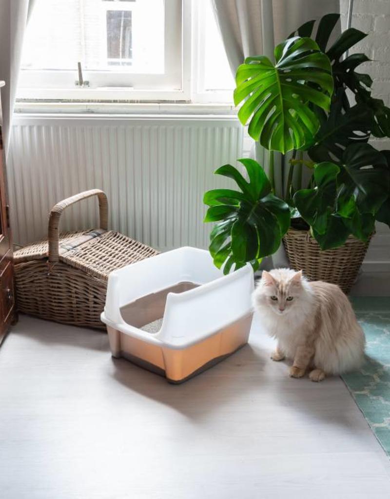 IRIS Kattenbak met schepje