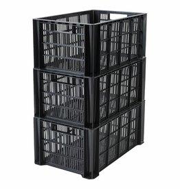 IRIS Stacking Box - krat - maat L - set van 3
