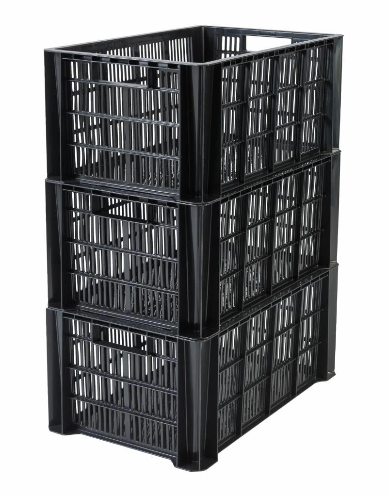 IRIS Stacking Box - krat - maat L - set van 3