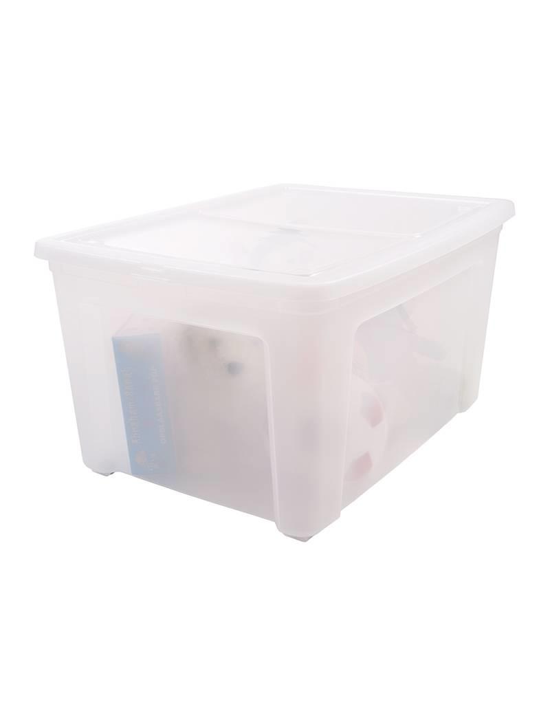 IRIS Modular Clear Box - 140 liter