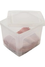 IRIS Modular Clear Box - 30 liter - set van 3