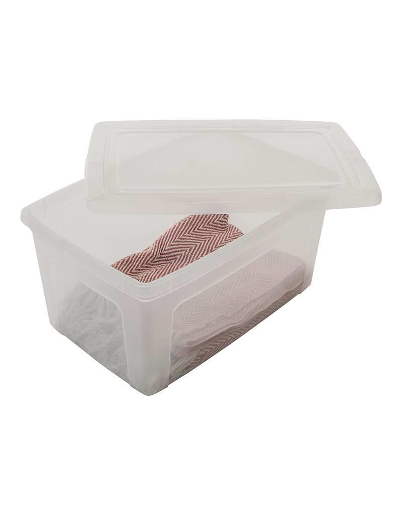 IRIS Modular Clear Box - 50 liter - set van 3