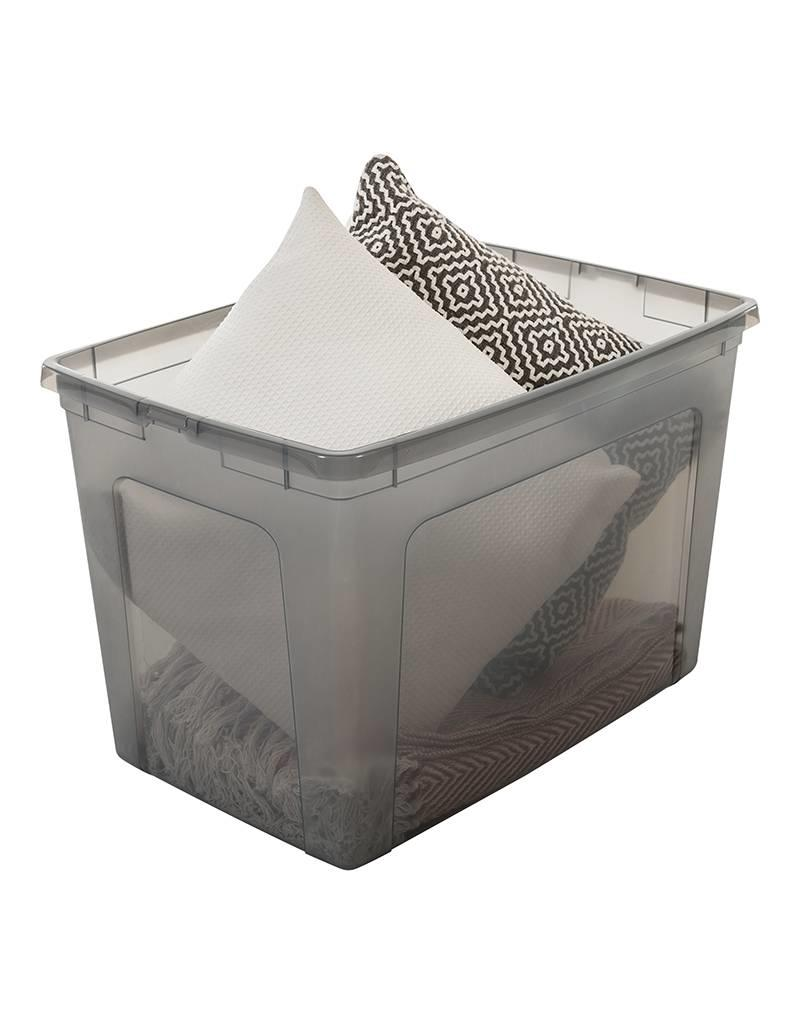 IRIS Modular Clear Box - 70 liter - set van 3