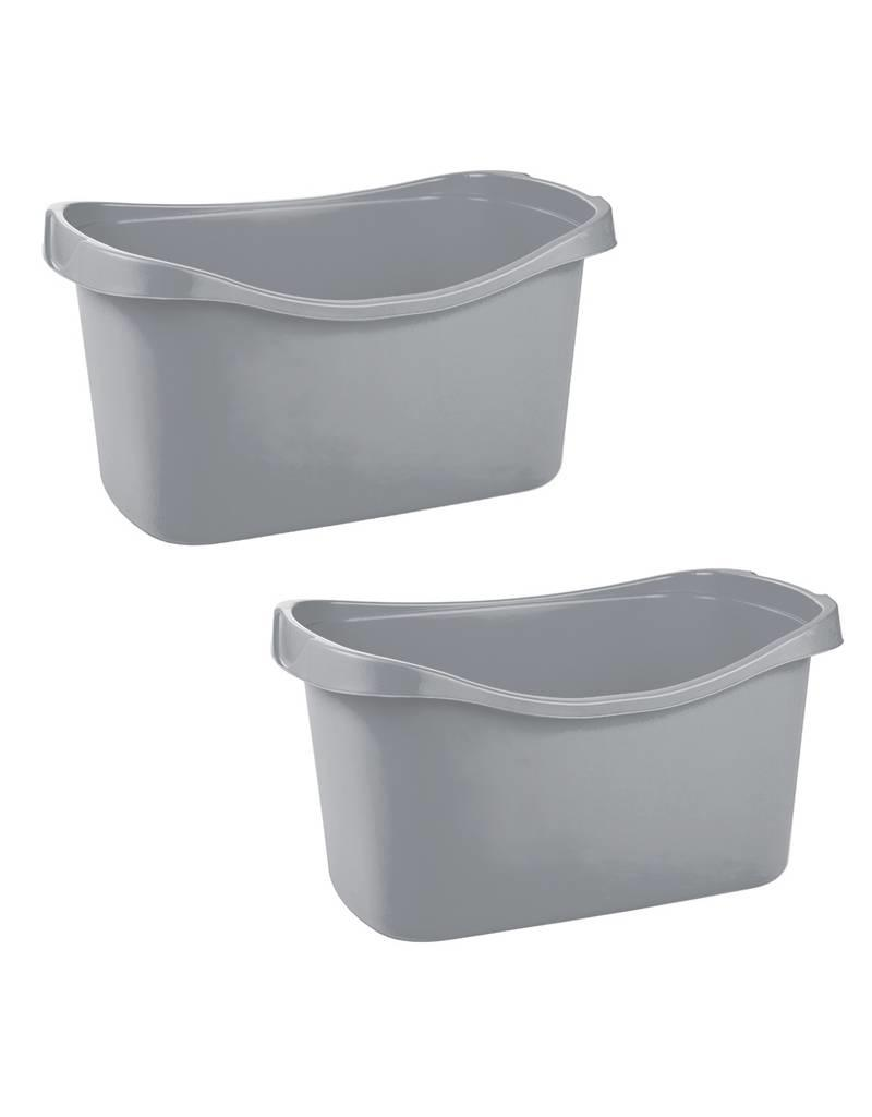 IRIS Jumbo Toy Basket - 90 Liter - set van 2