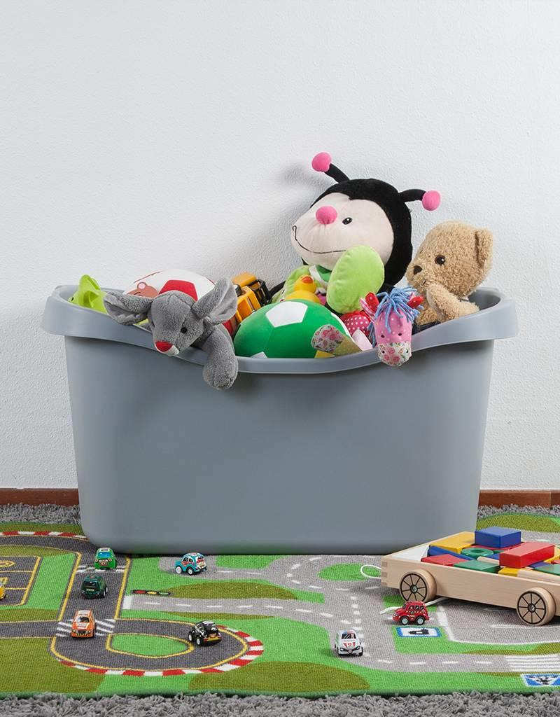 IRIS Jumbo Toy Basket - 90 Liter - set van 2