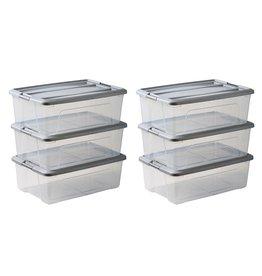 IRIS New Top Box - 30 liter - set van 6