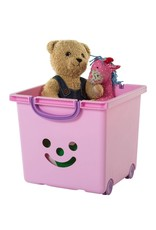IRIS Smiley Kids Box - 25 liter - set van 2