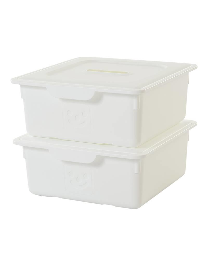 IRIS Smiley Kids Box - 10 liter - set van 2