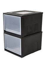 IRIS Maxi Drawer - 40 liter - set van 2