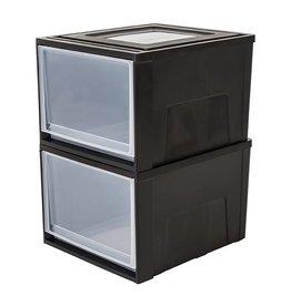 IRIS Maxi Drawer - 40 liter - set van 2