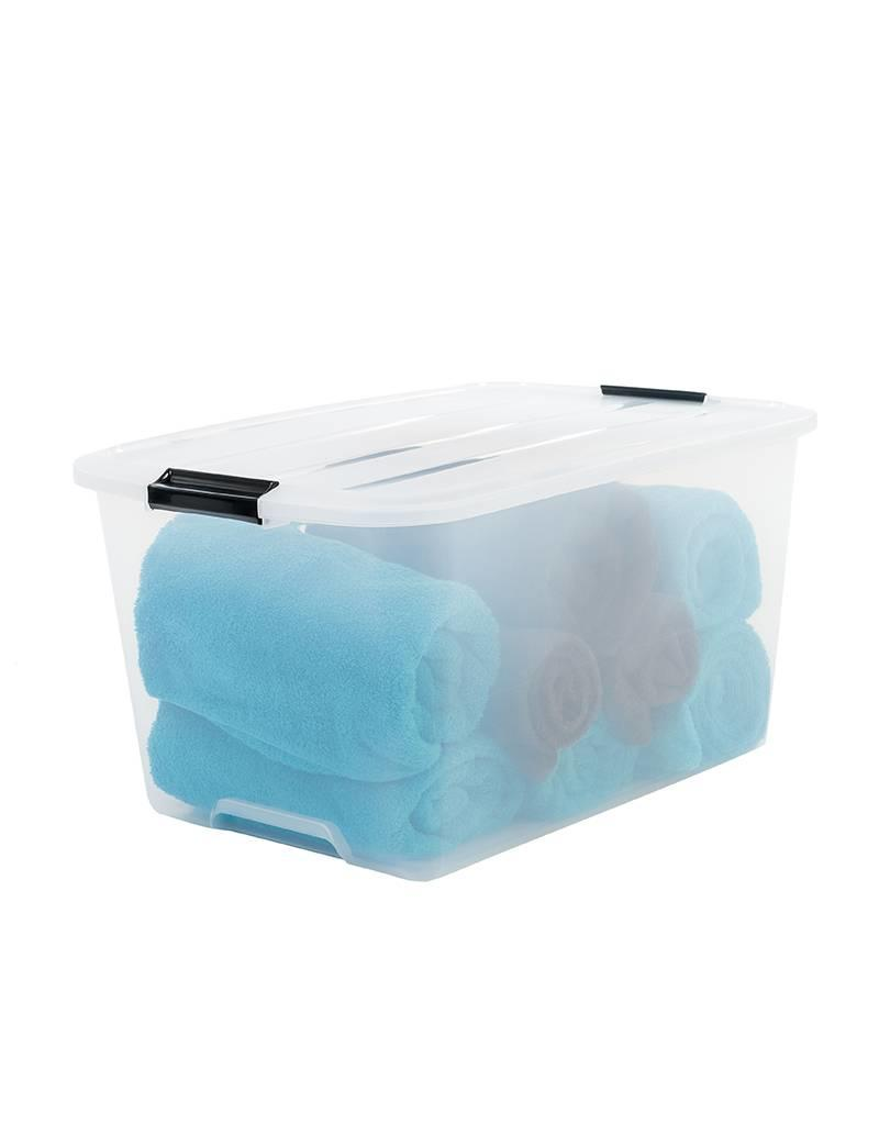 IRIS Top Box - 45 liter - set van 4