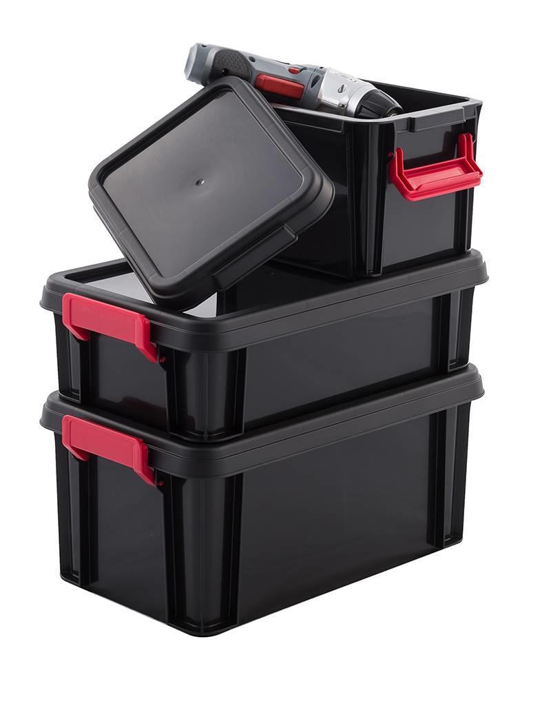 IRIS Multi Box - set van 2x2L+1x4L+1x6L