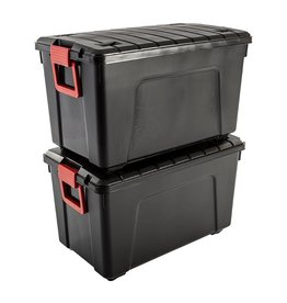 IRIS Store It All Box - 110 liter - set van 2