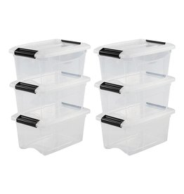 IRIS New Top Box - 5 liter - set van 6