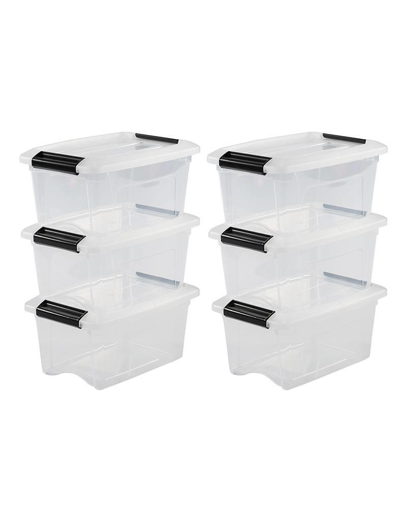 IRIS New Top Box - 5 liter - set van 6