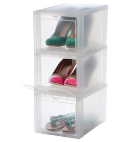 IRIS Drop Front Shoebox - maat S - set van 3