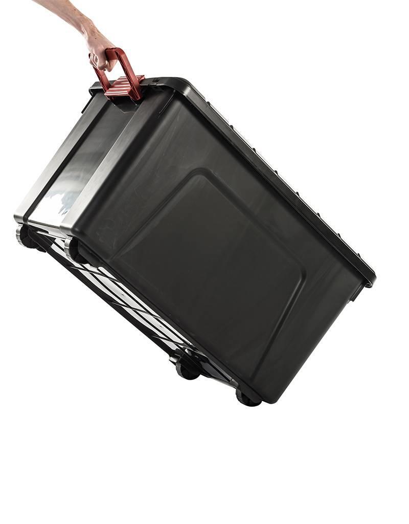 IRIS Store It All Box - 110 liter - set van 2