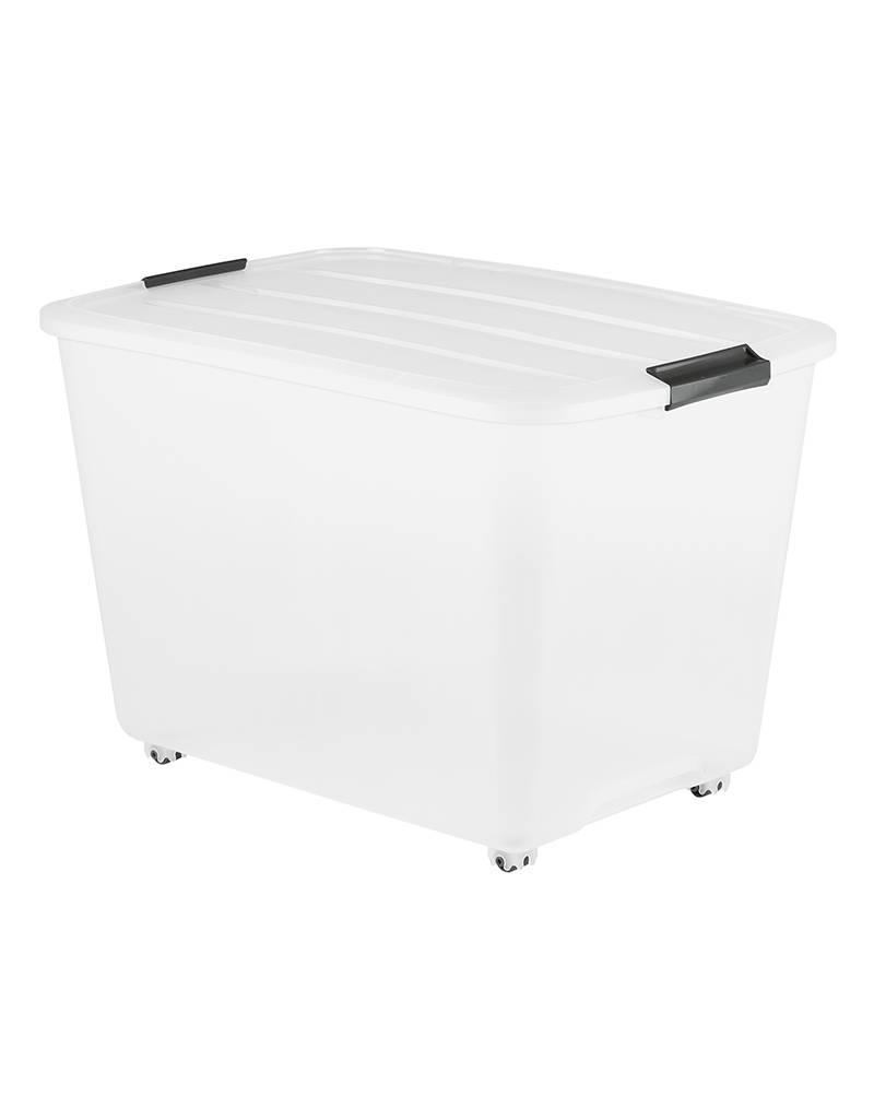 IRIS Rollerbox - 60 liter - set van 4