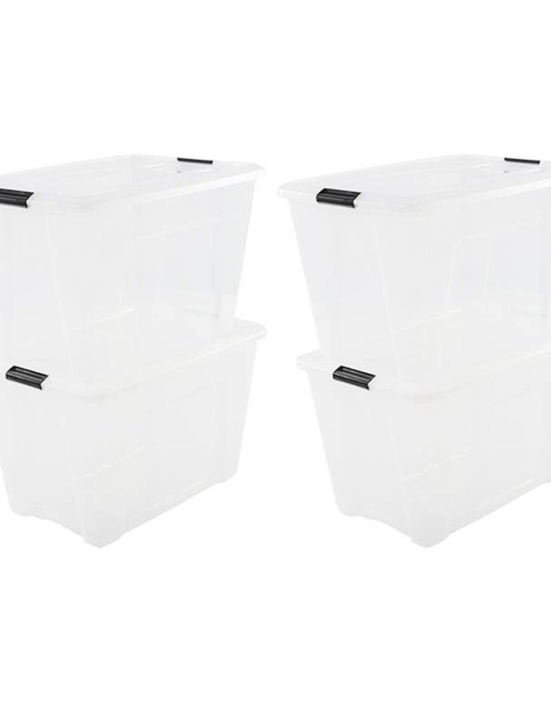 IRIS New Top Box - 60 liter - set van 4