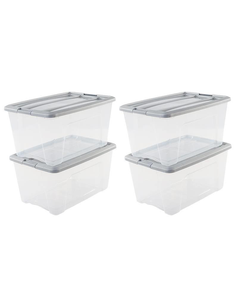 IRIS New Top Box - 45 liter - set van 4