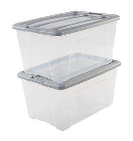 IRIS New Top Box - 45 liter - set van 2