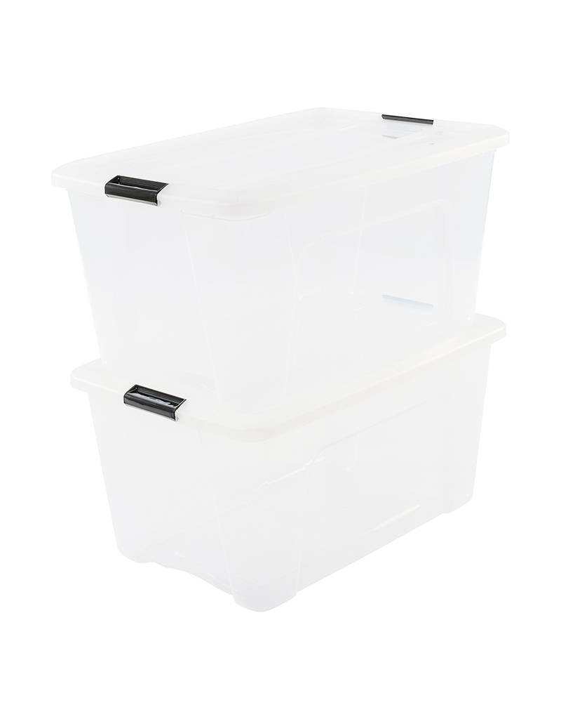 IRIS New Top Box - 45 liter - set van 2