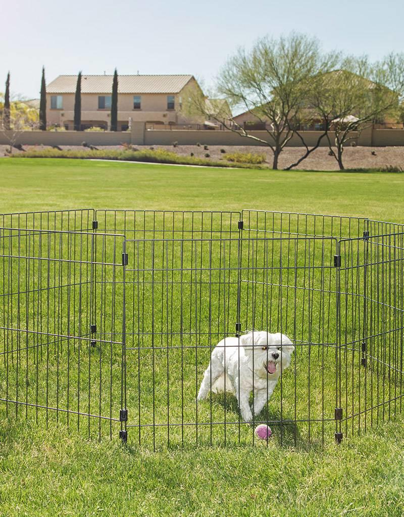IRIS Wire Pet Circle  24 inch