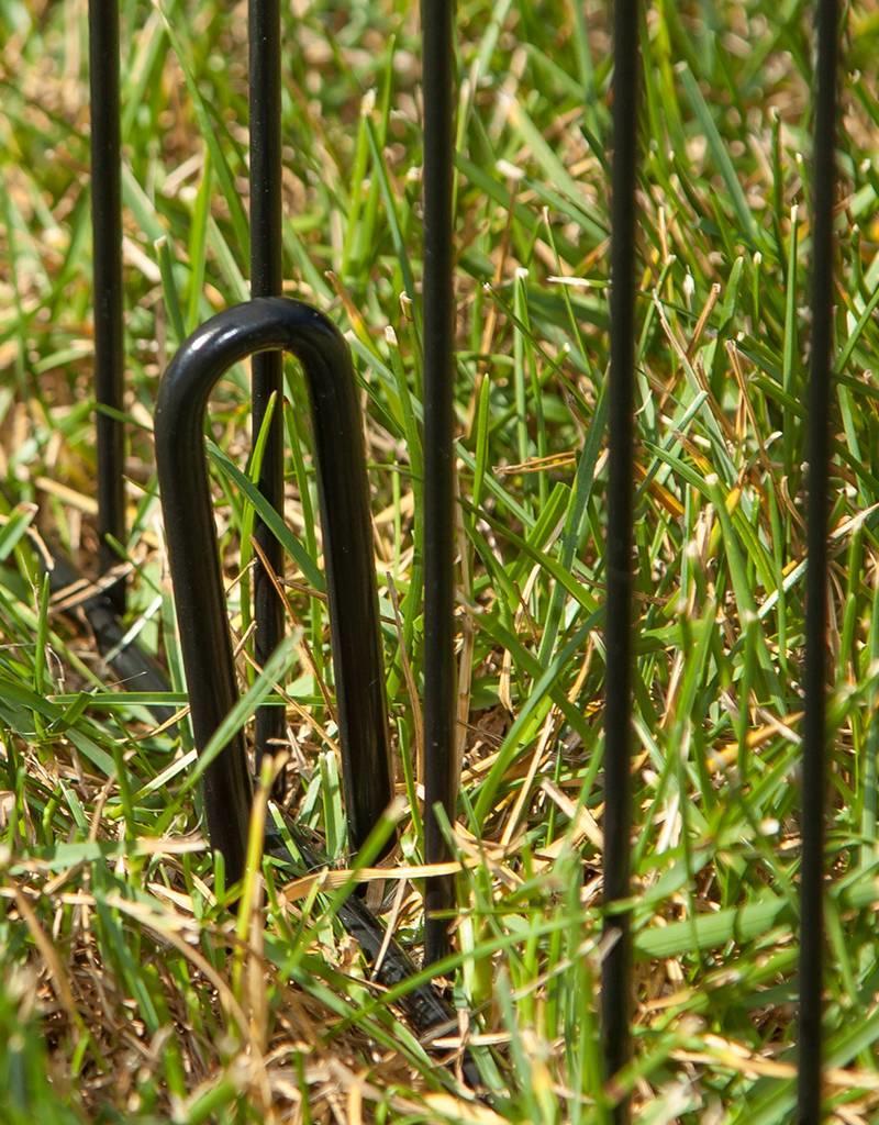 IRIS Wire Pet Circle  48 inch Black