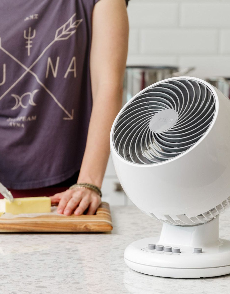IRIS Woozoo Ventilator Globe ⌀19 cm