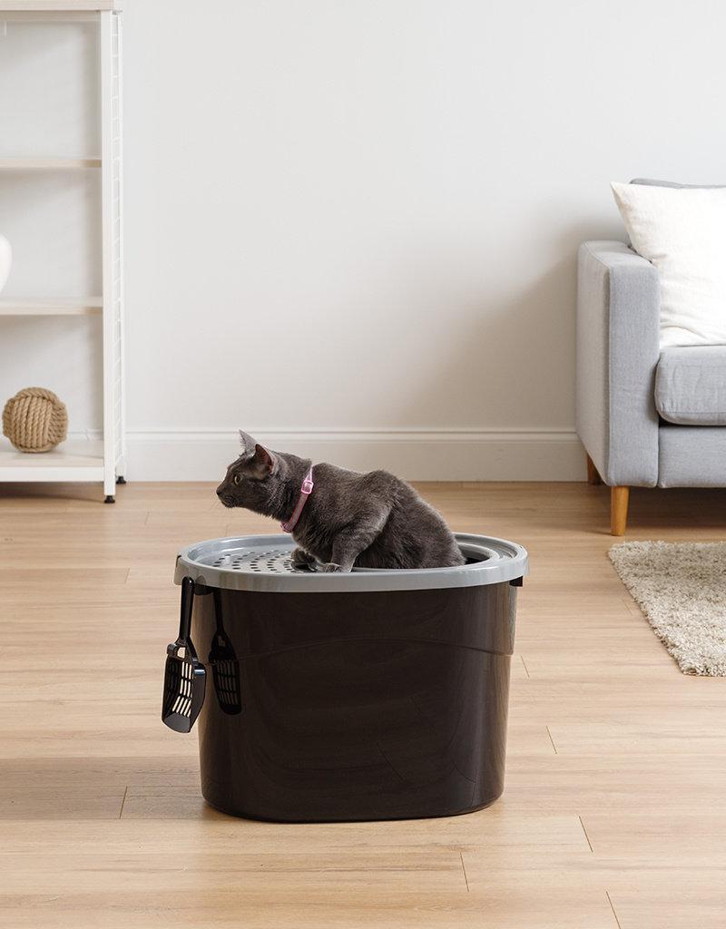 IRIS Hop-in kattenbak