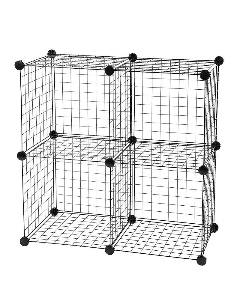 IRIS Wire Cube - 4 stuks