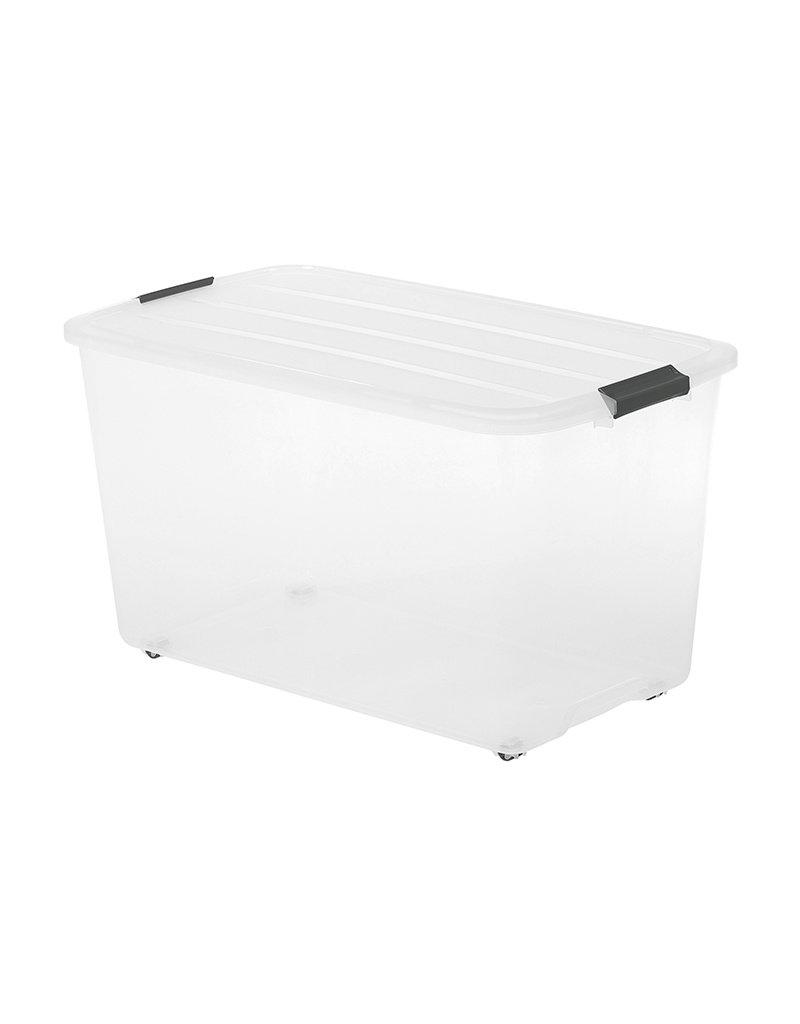 IRIS Carry Stocker - 70 liter - set van 6