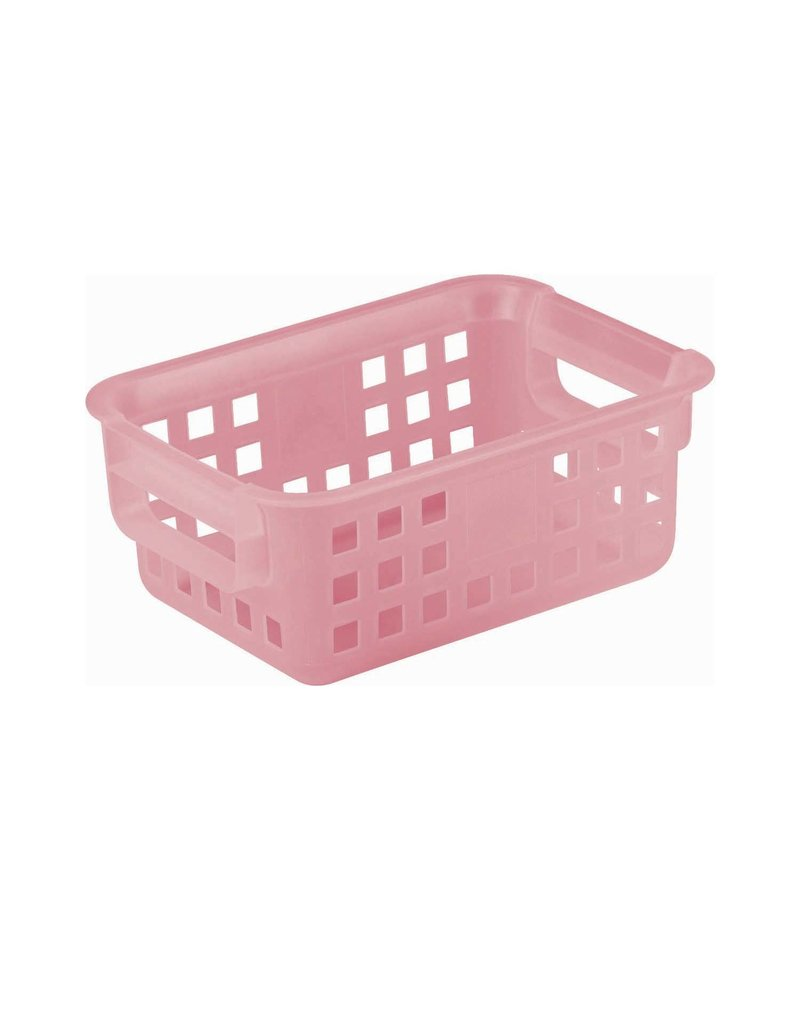 IRIS Opbergmand - maat S - Pastel Pink