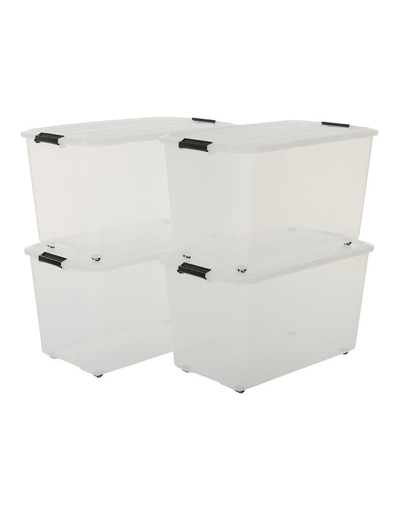 IRIS Roller Box - 70 liter - set van 4