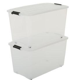 IRIS Roller Box - 70 liter - set van 2